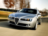 Alfa Romeo 159 939A (2005–2008) wallpapers