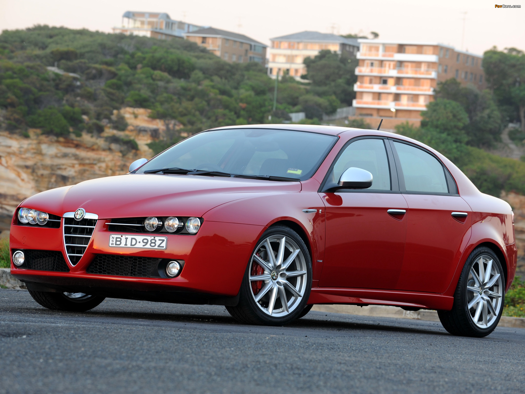 alfa romeo 159 ti au spec 939a 2008 2011 wallpapers. Black Bedroom Furniture Sets. Home Design Ideas