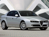 Images of Alfa Romeo 159 939A (2005–2008)