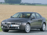 Photos of Alfa Romeo 159 939A (2005–2008)