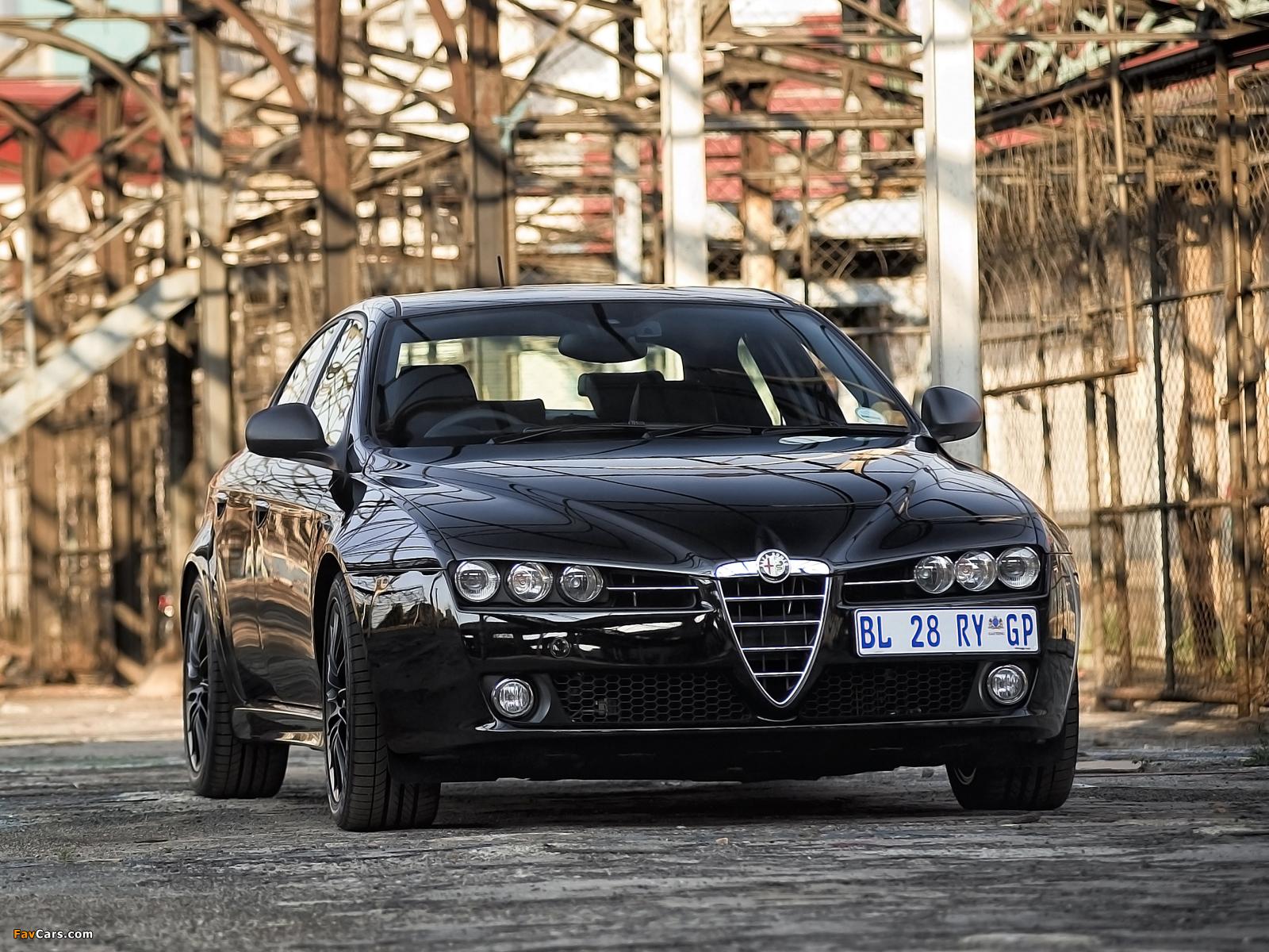 Alfa Romeo 159  № 701199  скачать