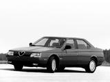 Photos of Alfa Romeo 164 US-spec (1990–1993)