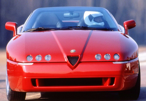 1991 Alfa Romeo Proteo Related Infomationspecifications Weili