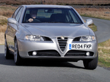 Alfa Romeo 166 Ti UK-spec (936) 2004–2005 pictures