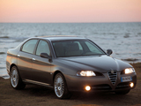 Alfa Romeo 166 936 (2003–2007) photos