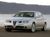 Photos of Alfa Romeo 166 AU-spec 936 (2003–2005)