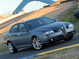 Pictures of Alfa Romeo 166 Ti AU-spec 936 (2003–2005)