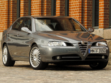 Alfa Romeo 166 936 (2003–2007) wallpapers