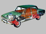 Alfa Romeo 1750 Berlina 105 (1967–1969) photos
