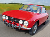 Alfa Romeo 1750 GT Veloce UK-spec 105 (1970–1971) wallpapers