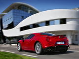 Alfa Romeo 4C Worldwide (960) 2013 images