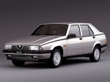 Alfa Romeo 75 162B (1985–1988) photos