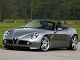 Novitec Alfa Romeo 8C Spider (2011) photos