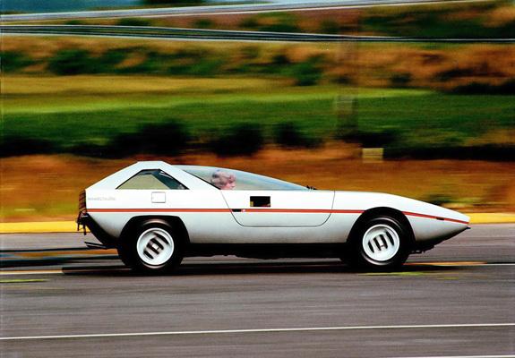 ... / Preview - Alfa Romeo Alfasud Caimano Concept 901 (1971) photos