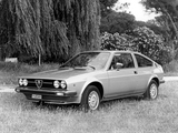 Alfa Romeo Alfasud Sprint 902 (1976–1978) photos