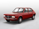 Alfa Romeo Alfasud 901 (1972–1977) wallpapers