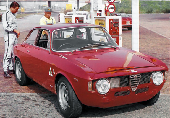 Alfa Romeo Giulia Sprint GTA-SA 105 (1967–1968) wallpapers