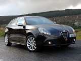 Alfa Romeo Giulietta UK-spec 940 (2010) images