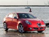 Alfa Romeo Giulietta UK-spec 940 (2010) photos