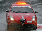 Alfa Romeo Giulietta Quadrifoglio Verde SBK Safety Car 940 (2010) photos