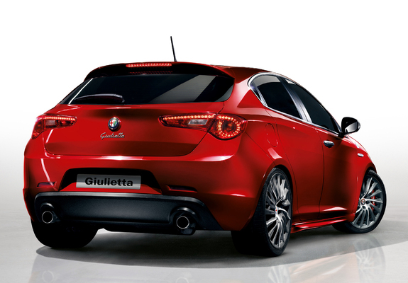 alfa romeo giulietta quadrifoglio verde 940 2010 pictures. Black Bedroom Furniture Sets. Home Design Ideas