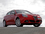 Alfa Romeo Giulietta UK-spec 940 (2010) pictures