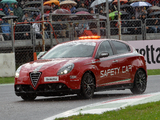 Alfa Romeo Giulietta Quadrifoglio Verde SBK Safety Car 940 (2010) wallpapers
