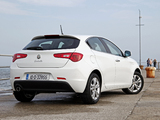 Alfa Romeo Giulietta UK-spec 940 (2010) wallpapers