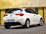 Alfa Romeo Giulietta ZA-spec 940 (2011) wallpapers