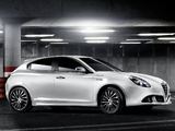 Alfa Romeo Giulietta Sportiva 940 (2012) wallpapers