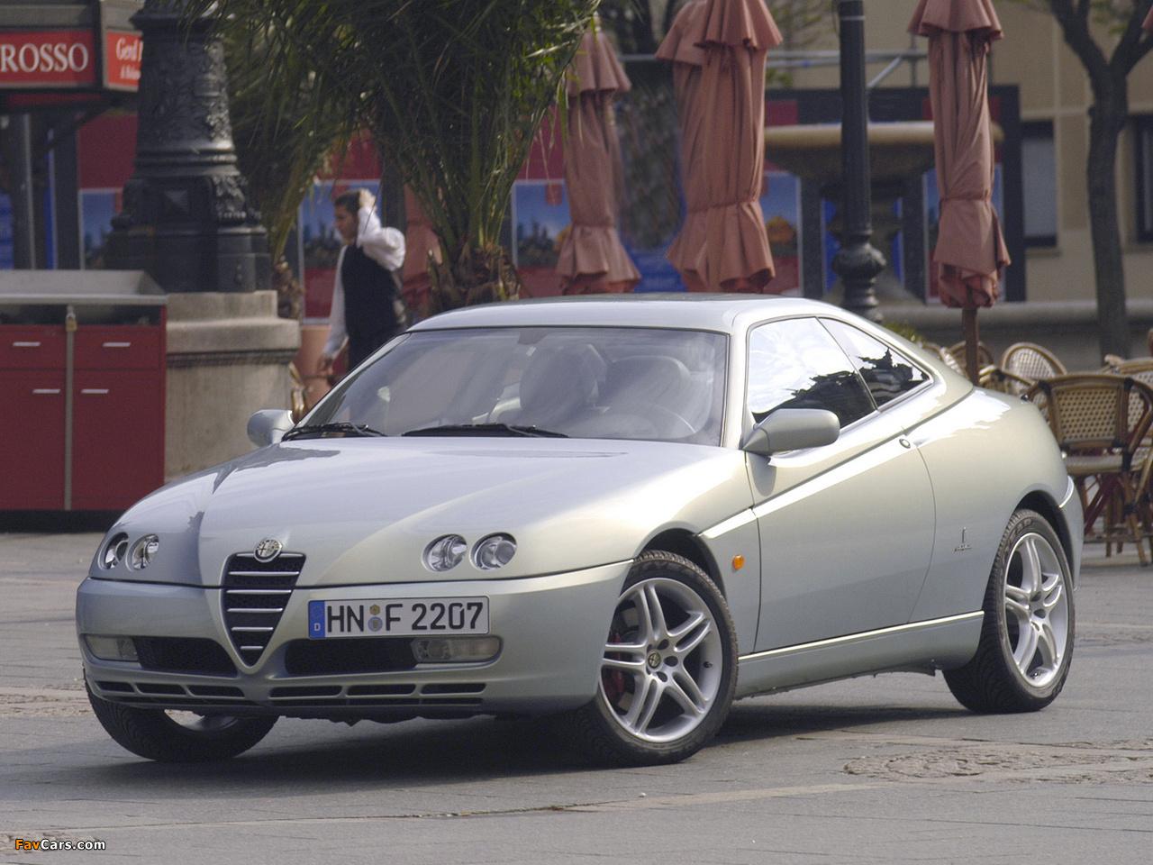 Alfa Romeo Gtv Related Imagesstart 400 Weili Automotive Network 916 Wiring Diagram 20032005 Pictures 1280 X 960