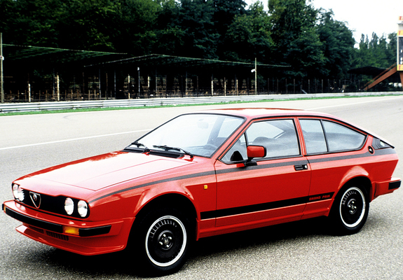Images of Alfa Romeo GTV 2.0 Grand Prix 116 (1981–1982)