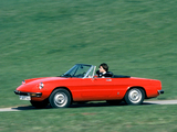 Photos of Alfa Romeo Spider Junior 105 (1972–1977)