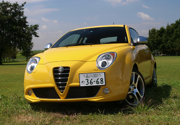 alfa romeo mito imola 955 2009 wallpapers. Black Bedroom Furniture Sets. Home Design Ideas