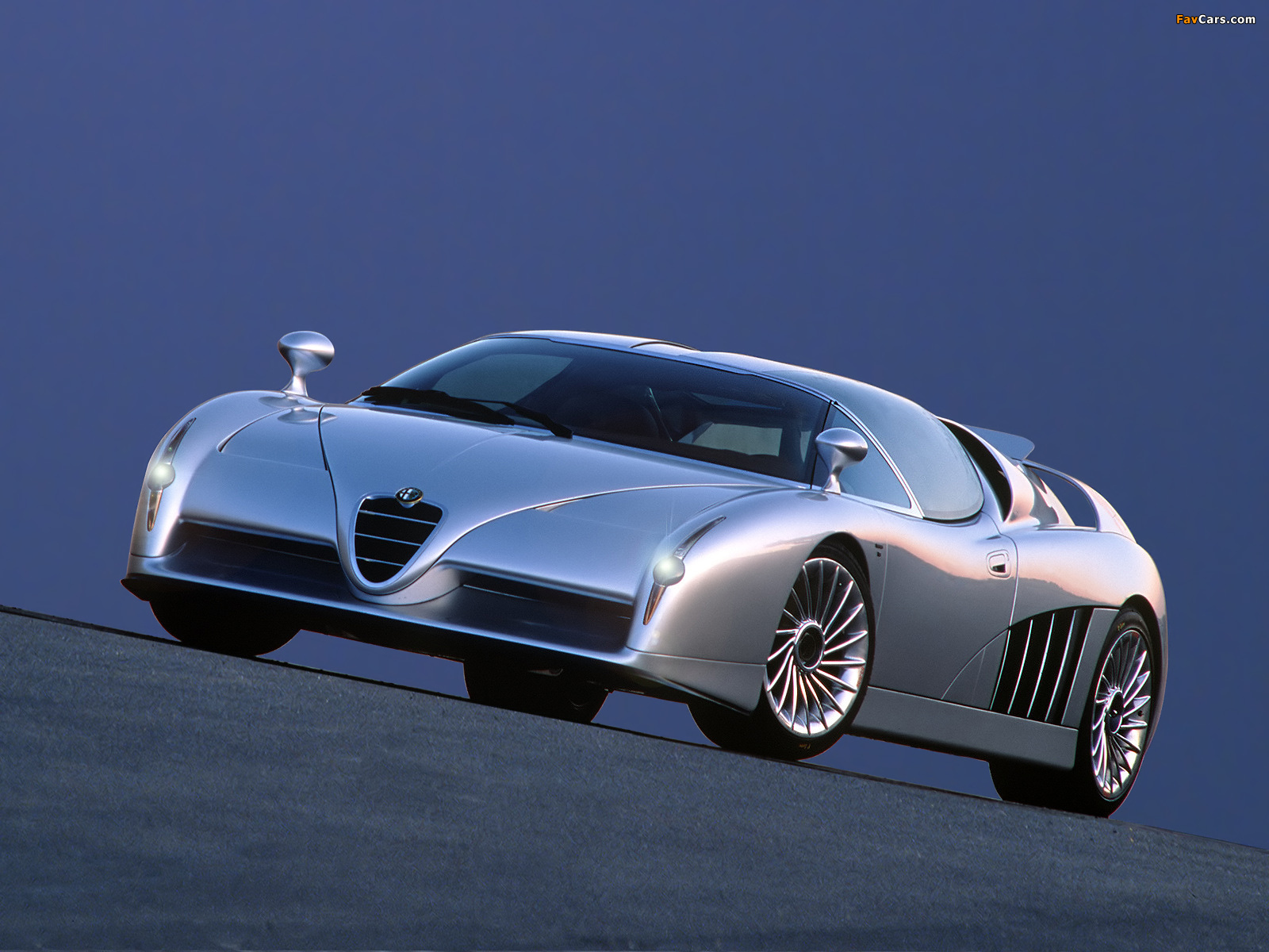 Wallpapers of Alfa Romeo Scighera (1997) (1600x1200)