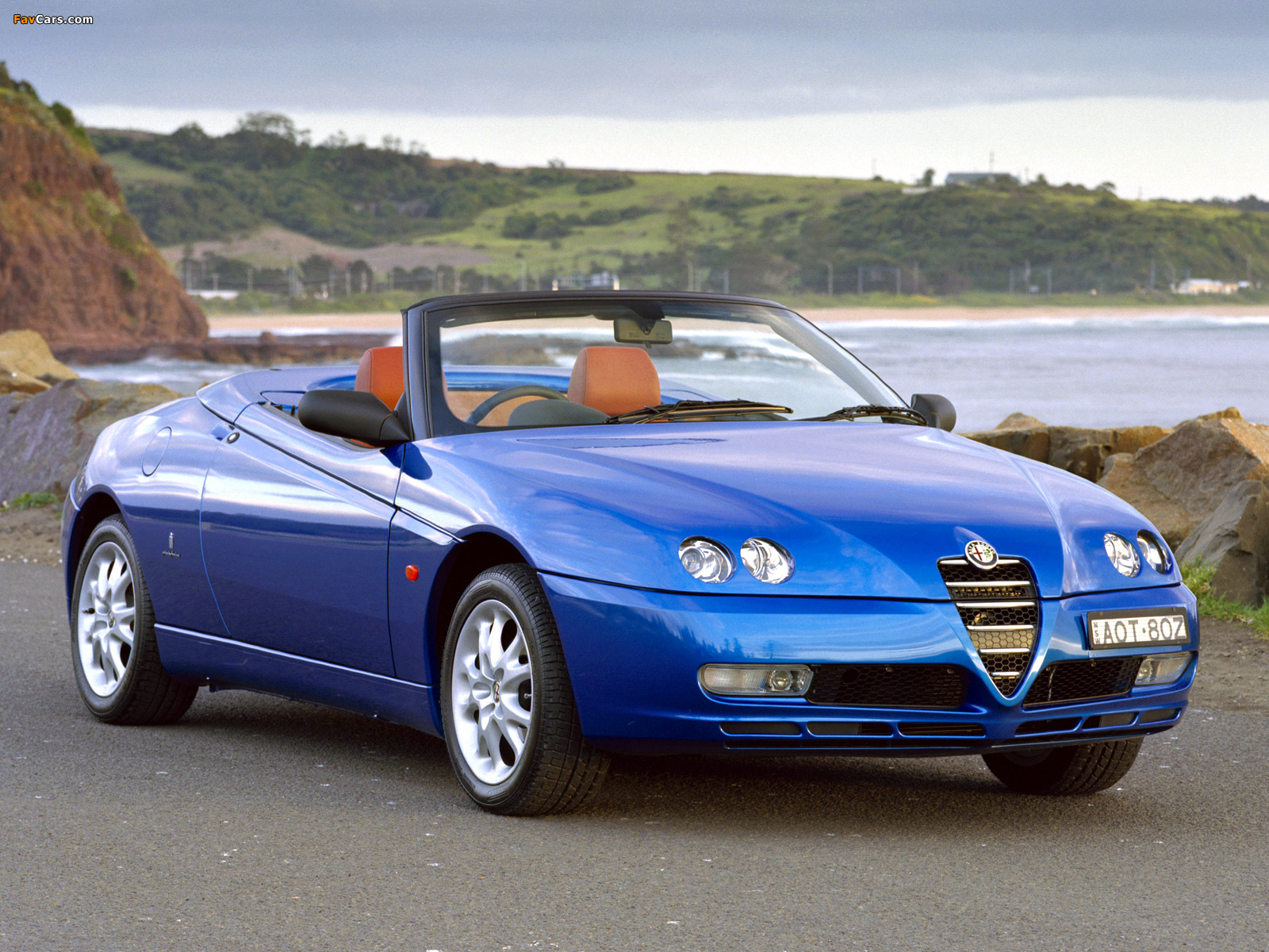 alfa romeo spider images start 150 WeiLi Automotive Network