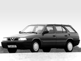 Photos of Alfa Romeo Sport Wagon 907 (1990–1994)