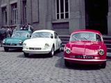 Renault Alpine A106 1955–61 images