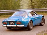 Renault Alpine A110 (1961–1977) photos