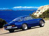 Renault Alpine A110 (1961–1977) photos