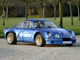 Renault Alpine A110 1300 Group 4 1971 images