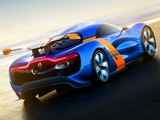 Renault Alpine A110-50 Concept 2012 photos