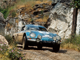 Renault Alpine A110 Rally Car wallpapers