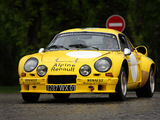 Images of Renault Alpine A110 1800 Group 4 1973–77