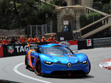 Images of Renault Alpine A110-50 Concept 2012