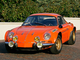 Photos of Renault Alpine A110 1600S Group 4 1970–75