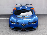 Wallpapers of Renault Alpine A110-50 Concept 2012
