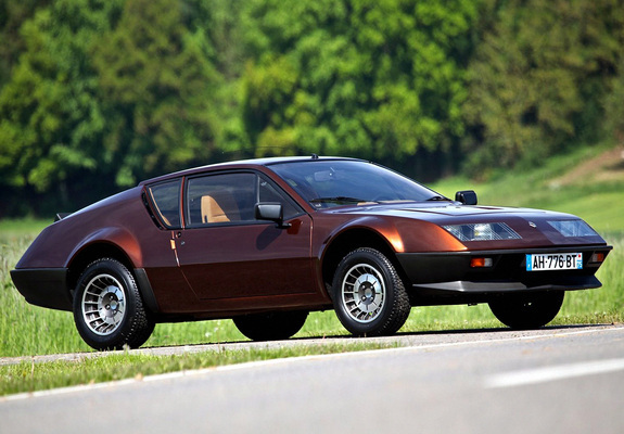 pictures of renault alpine a310 v6 1981 1985. Black Bedroom Furniture Sets. Home Design Ideas