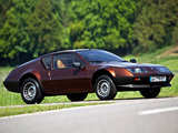 Pictures of Renault Alpine A310 V6 (1981–1985)