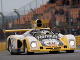 Renault Alpine A442B (1978) photos